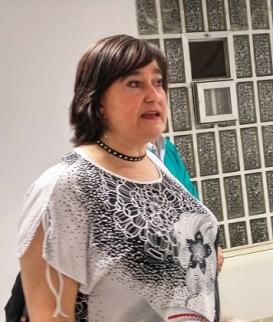 Julia Gallego txapelketako antolatzailea
